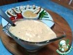 Сырный соус на основе соуса бешамель
