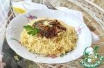 Лёгкий грибной соус к макаронам
