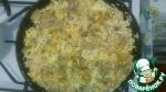 Курино-грибной соус