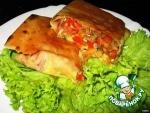Кесадилья вегетарианская