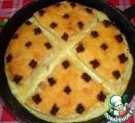 Сырно-творожные мини-пироги из лаваша