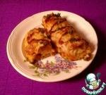Рулетики из лаваша с яично-мясной начинкой