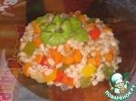 """Перловая кашка с овощами """"Калейдоскоп"""""""