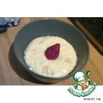Рисовый пудинг с корицей и сахаром