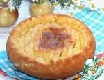 Пирог с картошкой и грибами в мультиварке Stadler Form