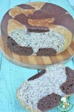 Сладкий маково-шоколадный хлеб