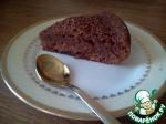 Шоколадно-кофейный кекс в мультиварке
