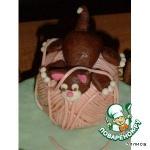 Кот из мастики