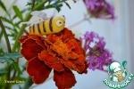 Пчелки из мастики