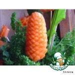 Шишка из моркови