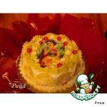 Украшение  тортов  вафельными  картинами
