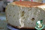 Хлеб белый в мультиварке