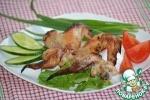 Крылья-гриль в пряно-остром маринаде