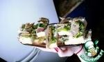 "Бутерброды с рыбой ""Калипсо"""