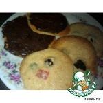 Шоколадное печенье с пряностями