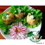 Рыбная закуска по мотивам салата