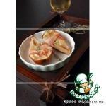 Груши, запеченные в беконе с тимьяном