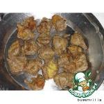 Картофельные пакори из гречневой муки