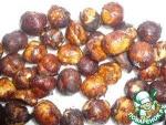Орешки в соусе васаби