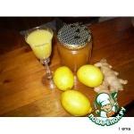 Имбирно-медовый напиток