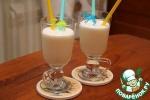 "Молочный коктейль ""Колхозница на Бали """
