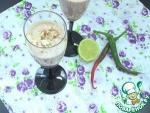 Шоколадный сок с острым перцем и лаймовым соком