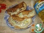 Сливочно-грибной соус с сыром Дор Блю