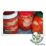 Салат из томатов и лука