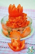Замороженный томатный суп