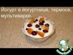 Домашний йогурт в мультиварке, йогуртнице и термосе. Тонкости приготовления