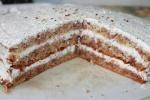 Кулинарный рецепт Творожный крем для торта с фото