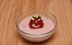 Творожный десерт в блендере для детей