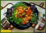 Рататуй кабачки баклажаны болгарский перец