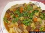 Классический лагман по-узбекски из говядины