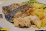 Кулинарный рецепт Лещ запеченный с фото
