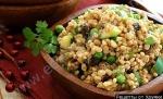 Кулинарный рецепт Перловая каша с крапивой с фото