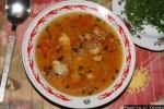 Суп харчо из свинины с рисом