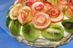 Торт Фруктовая нежность
