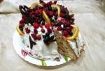 Кулинарный рецепт Торт Снежный ком с фото