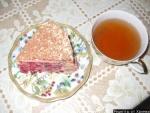 """Домашний торт """"Клюковка"""""""