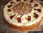 Кулинарный рецепт Торт Монастырский с фото