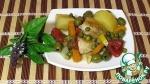Таджин с курицей и оливками
