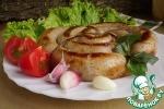 Сочная колбаса из индюшиного бедра