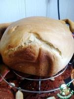 Хлеб на йогурте