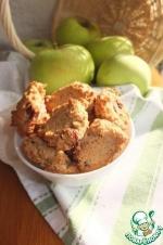 Овсяное печенье с вяленой вишней