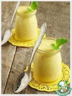 Ананасово-манговый смузи