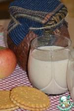 """Смузи """"Яблочная шарлотка"""""""
