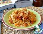 Паста с рыбным соусом