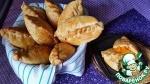 Пирожки духовые с морковкой