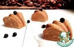 Шоколадно-творожный пудинг в СВЧ